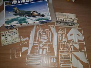 F-4G PHANTOM Wild Weasel -Kit ITALERI 1/72-