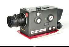 Movie Camera LEICINA SPECIAL  with Leitz Macro Cinegon 1.8/10mm