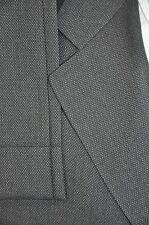 46L (EUR 56L) Canali Proposta Italien anthrazit grau Wolle Herren 3 Knopf Karriere Anzug