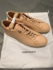 Brand New With Box Common Projects Original Achilles Low Naturals 1528 EU40/US7