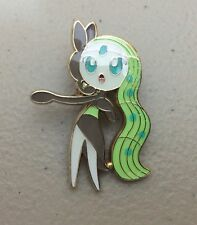 Pokemon Mythical Collection Meloetta Pin ONLY! OFFICIAL PIN!