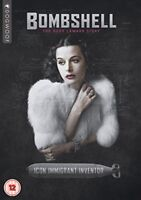 Bombshell: The Hedy Lamarr Story [DVD][Region 2]