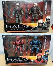 McFarlane Halo Reach Series 1: UNSC Trooper 2-pack & Spartan Hazop 2-pack