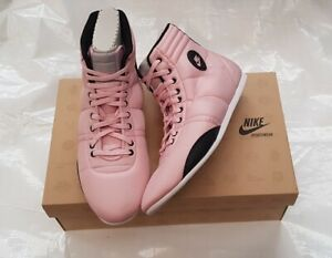 Nike Hijack Pink Women/Girls Sneaker Fitness Casual Sports Mid Shoes trainers