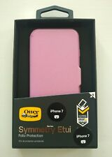 OtterBox Symmetry Etui Flip / Booklet Case Cover for iPhone 7 & 8 Pink / Mauve