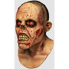 Zombie Walking Dead Lurker Full Head Latex Horror Fancy Dress Adult