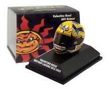 Minichamps Valentino Rossi Casco MotoGP Laguna Seca 2005 1/8 Escala