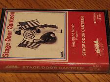 Stage door canteen heartland music Cassette music tape RARE HC 1051/1 tape 1