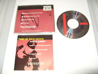 PUBLIC ENEMY - TWELVE INCH MIXES - 5 TRACK CD -1993  cd is Excellent