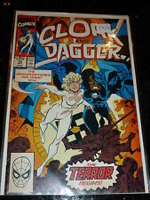 CLOAK & DAGGER Comic - Vol 1 - No 14 - Date 10/1990 - Marvel Comic (NBC)