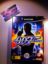 007 AGENT UNDER FIRE NUOVO SIGILLATO SEALED NINTENDO GAMECUBE RARE GC WII