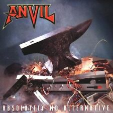 Anvil Absolutely No Alternative CD NEW SEALED 2012 Digitally Remastered Metal