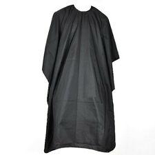 Black Hairdressing Cape Hair-Cut Salon Barber Cloth Wrap Protect Apron 140*90cm