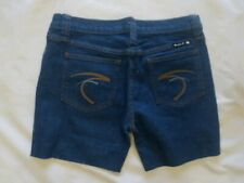 New Frankie B Jeans Cut Into Shorts Size: 8