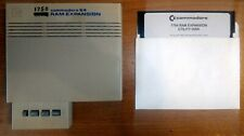 Commodore Upgraded 1764/1750 REU Ram Expansion Unit 512 KBytes - Tested PASS