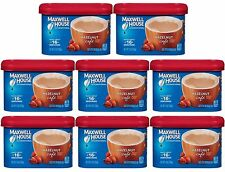 8 Maxwell House HAZELNUT CAFE Coffee Creamer Drink Mix Beverage Mix