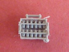 FORGEWORLD CADIAN SHOCK TROOPS with RESPIRATOR AMMO BOX - Bits 40K