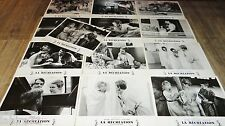 The recreation! jean seberg p dubost set 12 photos cinema luxury 1961