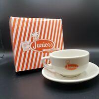 Junior's Cheesecake Mug And Saucer