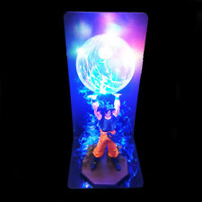 Dragon Ball Z Son Goku  Creative LED Table Lamp Figure IN BOX birthday present