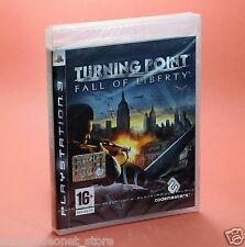 TURNING POINT FALL OF LIBERTY PS3 italiano sigillato