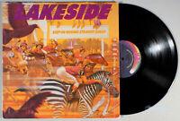 Lakeside - Keep on Moving Straight Ahead (1981) Vinyl LP •PLAY-GRADED•
