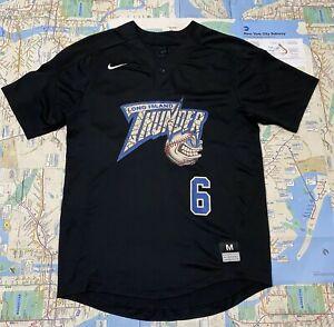 Long Island Thunder Baseball nike jersey Mens Medium Free US shipping