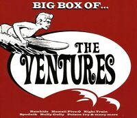 The Ventures - Bif Box of Ventures [New CD] Boxed Set