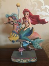 Disney Traditions Ariel Carousel Jim Shore The Little Mermaid Princess Of Sea
