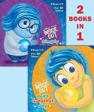 Joy die größte Freude/einfach Traurigkeit (Disney/Pixar Inside Out) - exlibrary
