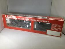 Lionel Die-Cast PENNSY 4-4-2 Steamer and Square Back Tender