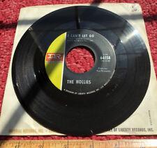 ♫ NM HOLLIES - I Can't Let Go / I've Got A Way Of My Own  45 rpm  Imperial 66158