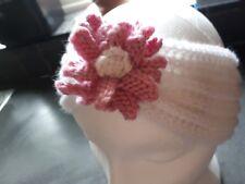 hand made ladies headband,multi-color,acrylic.
