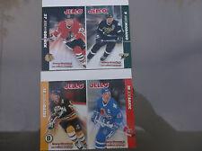 1994-95 Kraft Hockey Kraft JELL-O JELLO MIKE MODANO JEREMY ROENICK PANEL