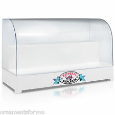 Hallmark 2015 Cupcake Ornament Display Case with free Bakers Dozen