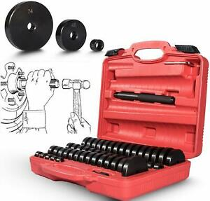 52 Piece Custom Bush, Bearing, Seal Driver Set, Remover and Press Tool Kit