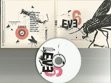 EVE 6 Self titled 1998 SPECIAL Different Packaging Digi Pack ADVNCE PROMO CD USA