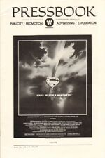 CHRISTOPHER REEVE - Rare Orig Vintage US Press Book SUPERMAN THE MOVIE 1978 #81