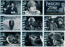 "Twilight Zone Series 3 "" Shadows and Substance "" Complete 72 Card Set 2002"