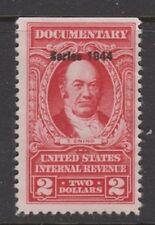US Scott # R399 $2 1944 Documentary Revenue Stamp USED F/VF SE CLEAN