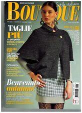 La mia Boutique Nr.11  2017, Schnittmustermagazin aus Italien