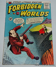 Forbidden Worlds 122 ACG Comic Book 1964 F-VF