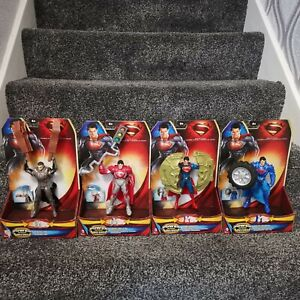 Superman Power Attack Deluxe Action Figure Set