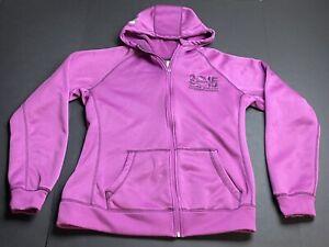 2015 Alpine World Ski Championships Vail Beaver Creek Purple Zip Hoodie HU1