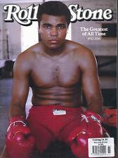 Rolling Stone Magazine July 1st 2016 Muhammed Ali Tribute Keith Urban