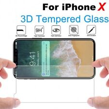 For Apple iPhone X XS - Genuine 9H Smash Proof Tempered Glass Screen Protector
