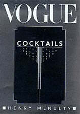 """McNulty, Henry : """"Vogue"""" Cocktails Value Guaranteed from eBay's biggest seller!"""