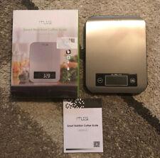 Muzili Smart Kitchen Coffee Scale - Model CK652BT - Minimum 5g - Max 5000g