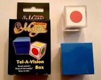 Color Vision Magic Trick - Mental Magic - Tel-A-Vision Magic Trick - Beginners