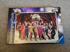 Ravensburger 500 Piece Jigsaw Puzzle - Strictly Come Dancing 2014 Caroline Flack